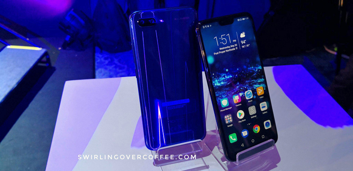 Honor 10 is the only 2018 flagship-spec'd smartphone for only P23,990