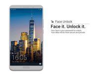 Huawei Mate 10 Series gets Face Unlock through software update