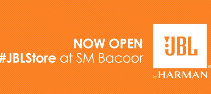 Raising the Bar @JBLStore SM Bacoor