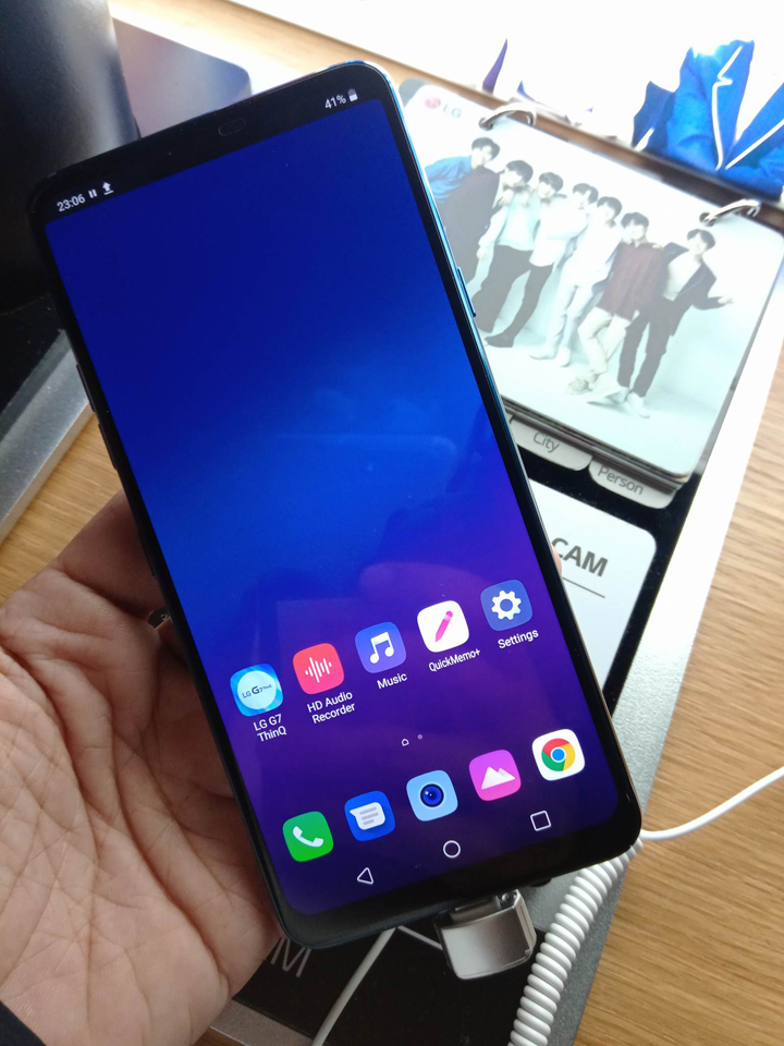 LG G7 ThinQ price, LG G7 ThinQ specs, LG G7 ThinQ review