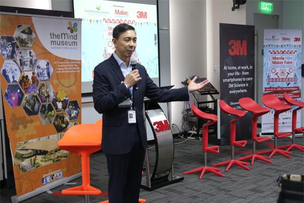 Manila Mini Maker Faire 2018 3M Mind Museum 1