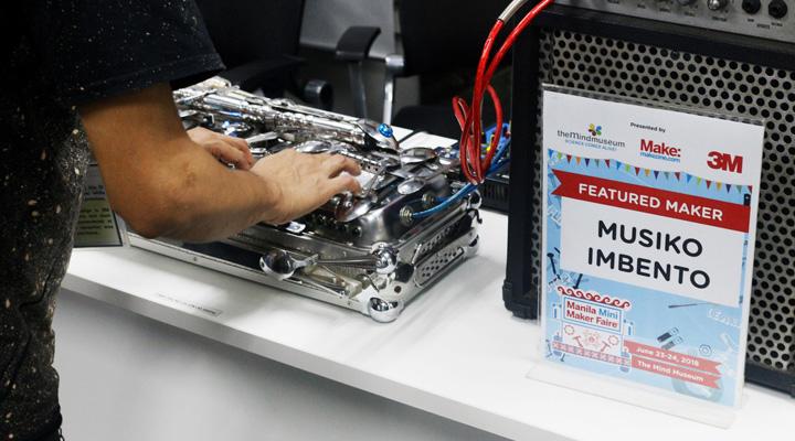 Manila Mini Maker Faire 2018 3M Mind Museum 2