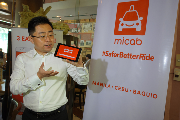 Huawei to provide custom tablets for taxi-hailing platform Micab