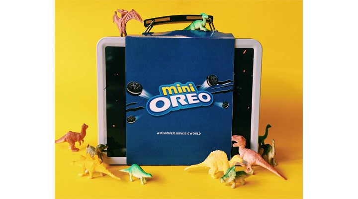 Mini OREO Limited Edition Jurassic World Pack 2