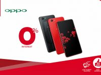 Get the OPPO F7 Youth on 6-month installments at 0 percent interest at Home Credit