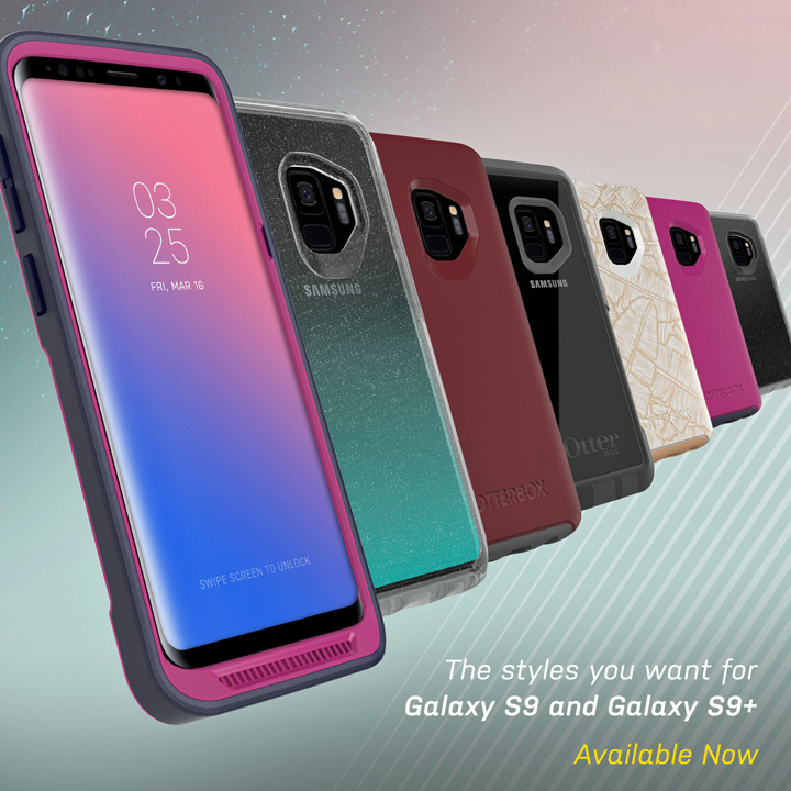 More Galaxy Love:  OtterBox Announces Full Case Line-up for Galaxy S9, Galaxy S9+