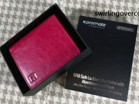 Promate RFID Wallet – Protect Yourself from Digital Theft