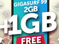 Enjoy freedom to do more with FREE 1GB from Smart, TNT, and Sun!