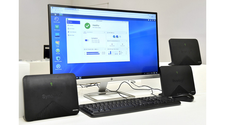 Synology SRM 1.2 configurations