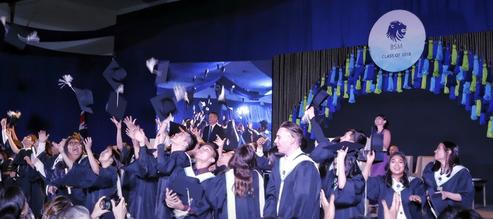 Students from the British School of Manila Gain Places at the World's Top Universities