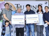 Visa Philippines and Ateneo Partner to Award a Second Tulong Dunong Scholar