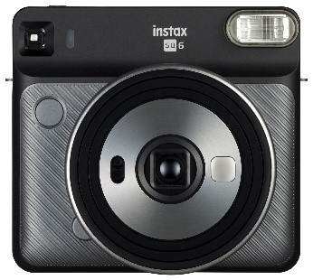 instax SQUARE SQ6 in Graphite Gray, Php 7,999