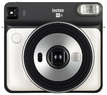 instax SQUARE SQ6 in Pearl White, Php 7,999