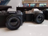 Fujifilm launches Vlogging-Ready X-T100 during 3-day Fujifilm Fair at Glorietta