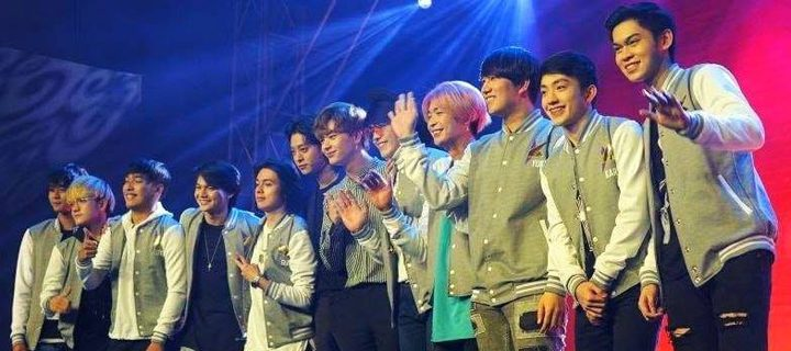 """""""Hello K-Idol"""" is the first original online reality talent search in the country"""