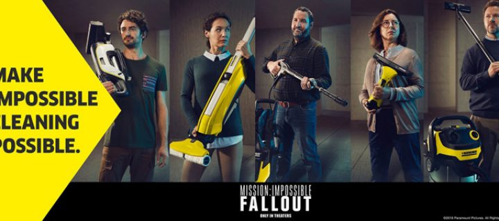 Kärcher partners with Mission: Impossible – Fallout; holds special block screening in PH