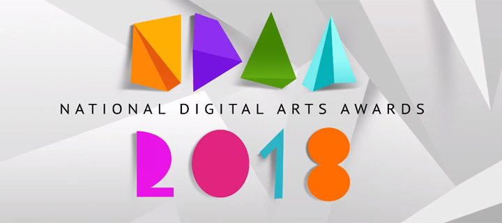 National Digital Arts Awards 2018 calls on digital artists to submit their works