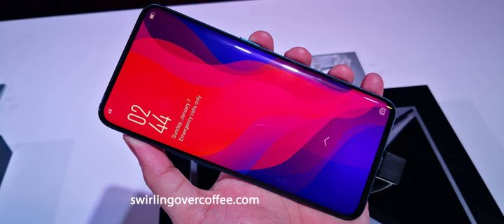 OPPO Find X, the first smartphone to hide all its cameras for a bezel-less display, launched in PH
