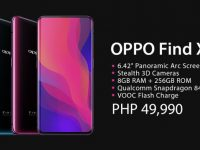 Pre-order the OPPO Find X for P49,990 until Aug 1