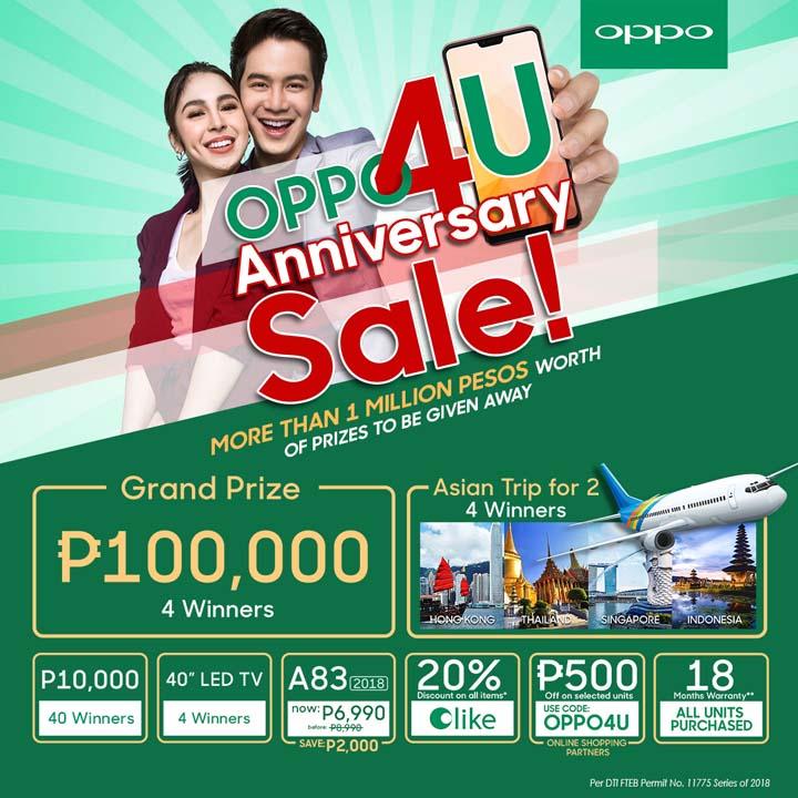 OPPO4U Anniversary Sale (1)