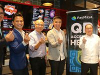 PayMaya QR now available at BonChon