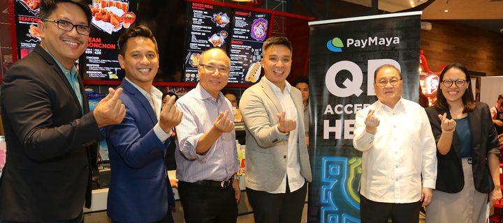 PayMaya QR now available at BonChon