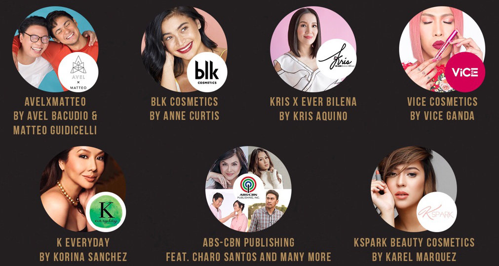 Through the Shopee Celebrity Club, Shopee users can access products curated by their favorite celebs, including those by Kris Aquino, Vice Ganda, Korina Sanchez, and Shopee brand ambassador Anne Curtis.
