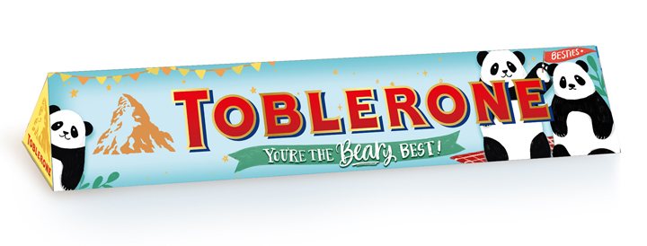 Celebrate Friendship Day with Limited Edition Toblerone Friendship Day Packs