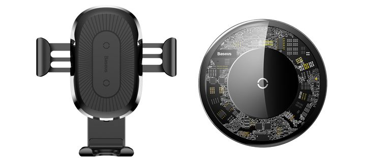 Baseus introduces four new wireless charging devices
