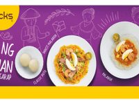 Celebrate Linggo ng Wika with classic Filipino dishes from Goldilocks.