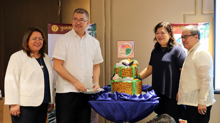Goldilocks' Pinggang Pinoy Meals aim to help provide the right amount of nutrients and calories needed by the average Filipino.