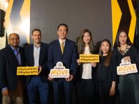 Maybank MOVE lets you open a savings account through your smartphone