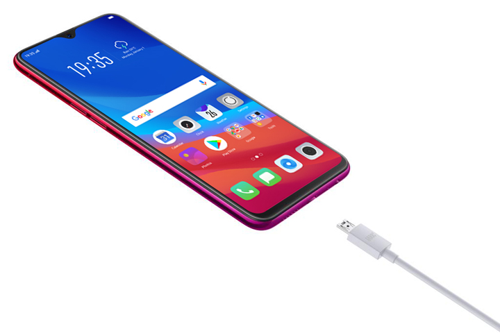 OPPO F9 specs, OPPO F9 price, OPPO F9 review