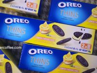 OREO people, you'll love the new OREO Thins Lemon Cheesecake Flavor