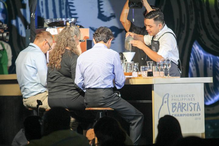 Starbucks Philippines Coffee Ambassador, Steaven Bueno to compete in Asia Pacific Regional Championships