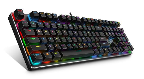 Rapoo-V700RGB mechanical gaming keyboard