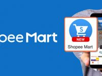 Shopee Mart lets you do grocery shopping on your smartphone