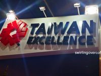 Taiwan Excellence showcased 22 Taiwanese Tech Brands at SIP 2018