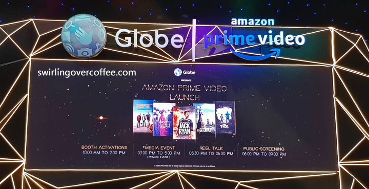 Amazon Prime Video access soon available to Globe postpaid customers
