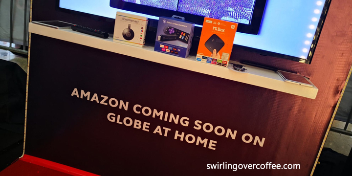 All new and existing Globe Postpaid customers will be eligible for a six month subscription (up to P150/month value), to Amazon Prime Video, which comes with Twitch Prime.