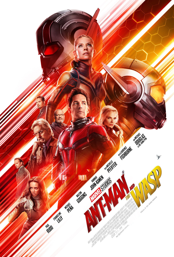 Ant-Man and the Wasp now showing on HOOQ