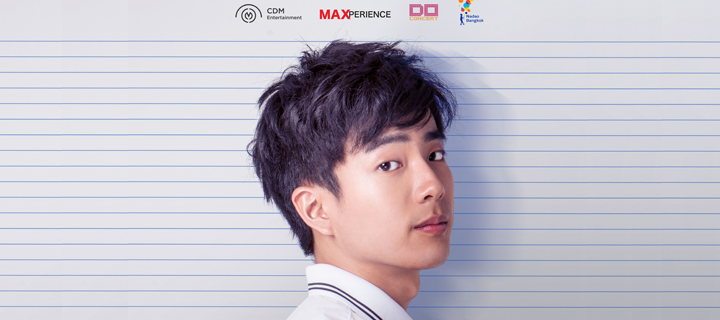 Chanon Santinatornkul is coming to Manila; tickets now available