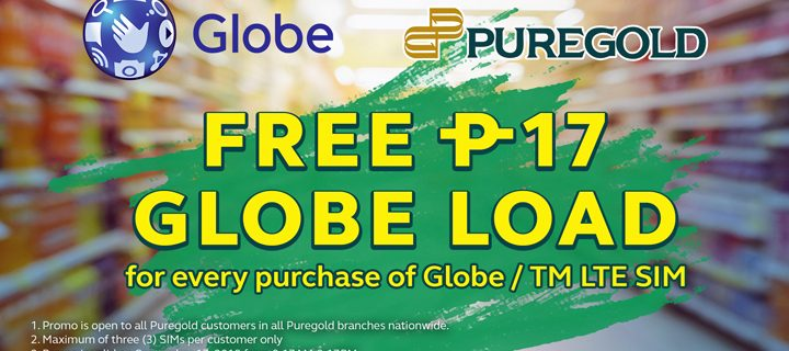 Super panalo deals and more as Globe and Puregold celebrate 917 Day!
