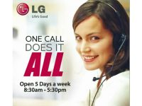 At LG, your satisfaction is always a guarantee
