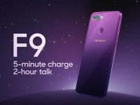 OPPO F9 Starry Purple to take centerstage on OPPO flagship store at Glorietta 2 on September 15