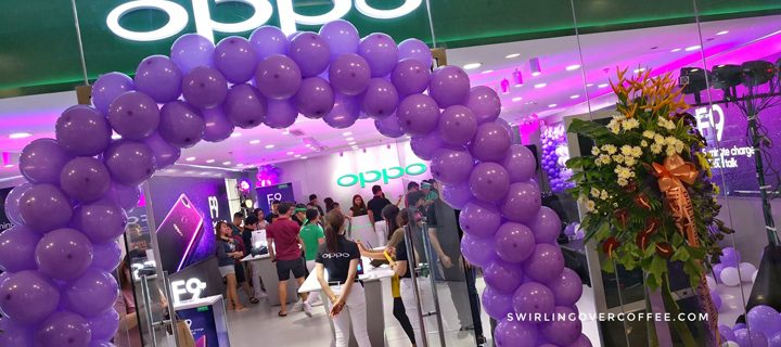 OPPO F9 Starry Purple variant launched at new OPPO concept store at Glorietta 2
