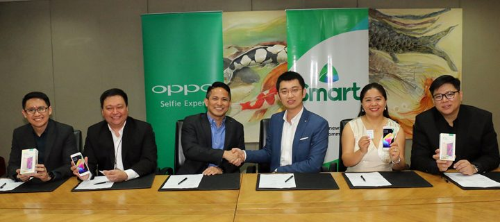 Smart partners with OPPO to drive LTE adoption in the Philippines