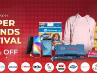 Shopee's Super Brands Festival on Sep 5 offers up to 80% off from top brands