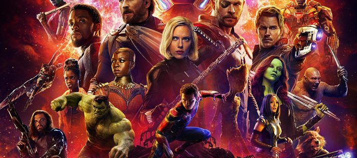 The Avengers: Infinity War now live on HOOQ