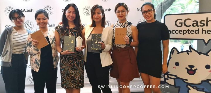 The Coffee Bean & Tea Leaf now accepts GCash scan to pay, launches the 2019 Giving Journal and 2 new holiday drinks